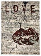KOBEREC ORIENTÁLNÍ - šedá, Design, textil (120/180cm) - Esposa
