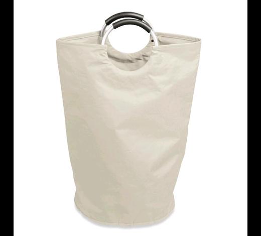 VREČA ZA PERILO elsa - bež, Basics, tekstil (38/64/34cm) - Celina