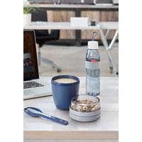 Lunchpot  - Dunkelblau, Basics, Kunststoff (10,7/10,7/15,1cm) - Mepal Rosti