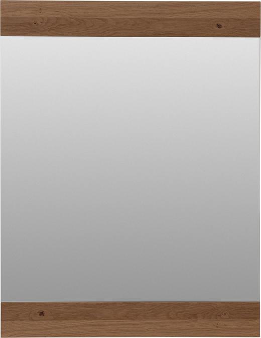 SPIEGEL - Eichefarben, Design, Glas/Holz (62/80/3cm) - Dieter Knoll