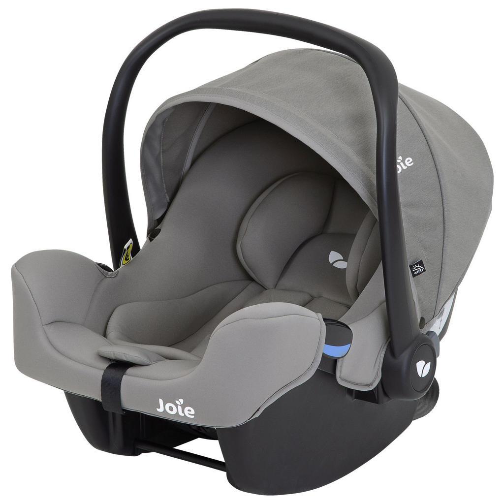 Image of Joie Babyschale i-snug , I-Snug , Schwarz , Textil , 44x55x67 cm , abnehmbarer und waschbarer Bezug, ergonomischer Tragebügel, 3-Punkt-Gurt,abnehmbarer und waschbarer Bezug, ergonomischer Tragebügel, 3-Punkt-Gurt , 003974004601
