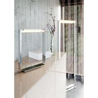 LED-STEHLEUCHTE - Chromfarben, Design, Kunststoff/Metall (51/136,50/12cm) - Joop!