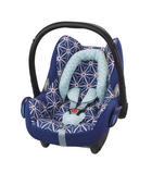 BABYSCHALE  Cabriofix - Blau/Rot, Kunststoff/Textil (44,5/57/66cm) - Maxi-Cosi