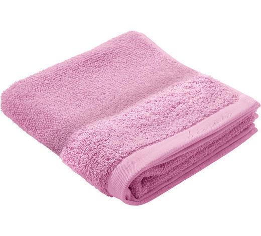 HANDTUCH 50/100 cm  - Rosa, Natur, Textil (50/100cm) - Bio:Vio