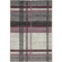 VÄVD MATTA - beige/gammelrosa, Klassisk, ytterligare naturmaterial/textil (160/230cm) - Novel