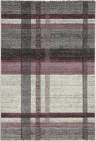 WEBTEPPICH - Beige/Altrosa, MODERN, Textil/Weitere Naturmaterialien (120/170cm) - NOVEL