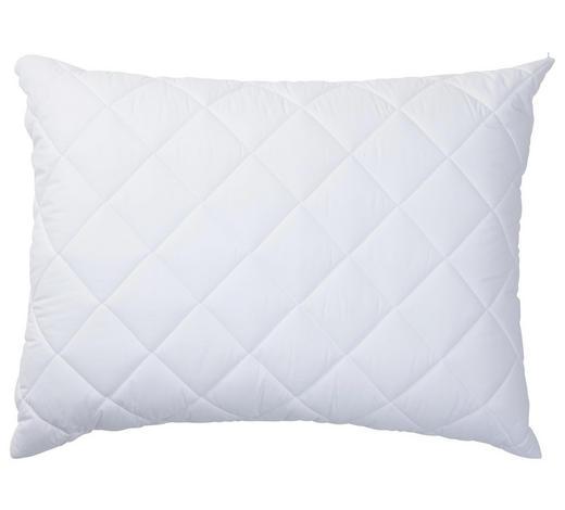 POLŠTÁŘ, 70/90 cm - bílá, Basics, textil (70/90cm) - Billerbeck