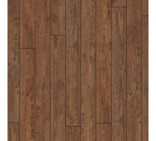 LAMINATBODEN Braun  per  m² - Braun, Design, Holzwerkstoff (138/193/0.8cm) - Venda