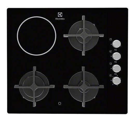 PLOČA ZA KUHANJE - crna, Design, metal/keramika (60cm) - Electrolux