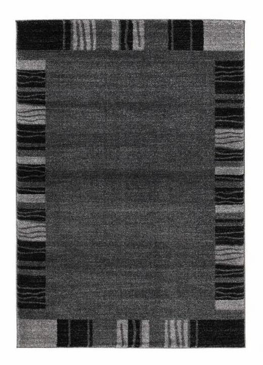 WEBTEPPICH  160/230 cm  Grau - Grau, Textil (160/230cm) - Novel