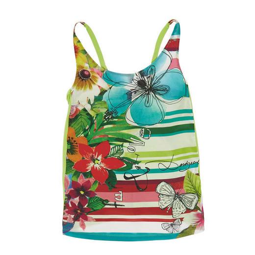 PYJAMAOBERTEIL  Multicolor - Multicolor, Basics, Textil (S/M)