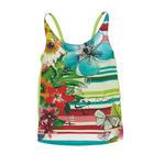 PYJAMAOBERTEIL  Multicolor - Multicolor, Textil (S/M)