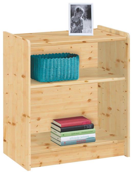 REGAL Kiefer massiv Kieferfarben - Kieferfarben, Design, Holz (64/72/38cm) - CARRYHOME