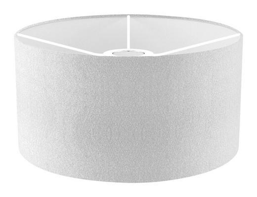 LEUCHTENSCHIRM  Weiß  Textil - Weiß, Design, Textil (45cm) - Joop!