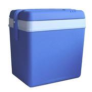 KÜHLBOX Blau - Blau, Basics, Kunststoff (35/48/35cm)