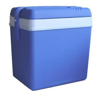KÜHLBOX Blau - Blau, Kunststoff (35/48/35cm)