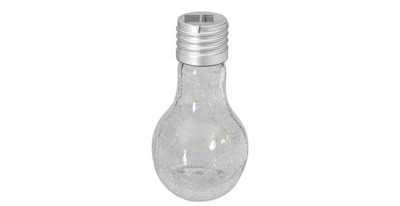 SOLARLEUCHTE - Design, Glas/Kunststoff (9/17cm) - Boxxx