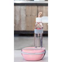 Lunchbox 1,4 L  - Rosa, Basics, Kunststoff (22,5/17,5/7,5cm) - Mepal Rosti