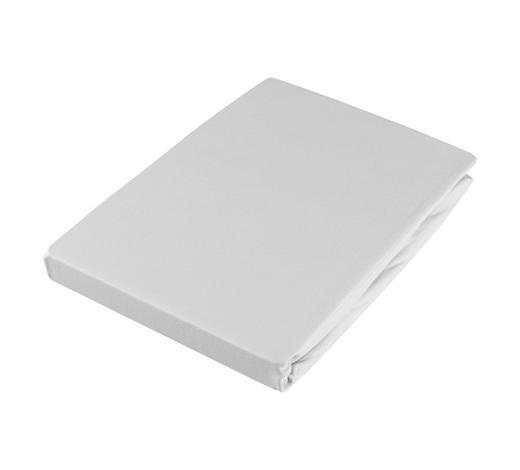 SPANNLEINTUCH 100/200 cm  - Silberfarben, Basics, Textil (100/200cm) - Estella