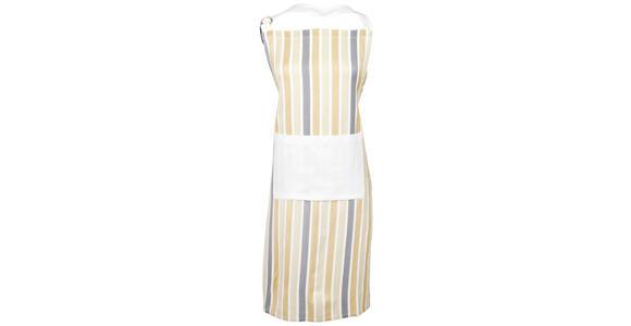 SCHÜRZE Beige  - Beige, KONVENTIONELL, Textil (70/90cm) - Esposa