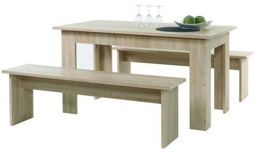 BLAGOVAONICA - boje hrasta, Design, drvni materijal (80/75/138cm) - Boxxx