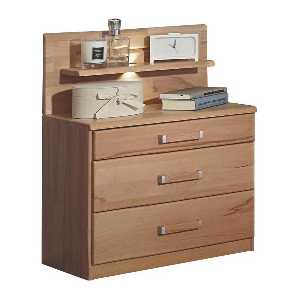 kernbuche-massiv Nachttischkommoden online kaufen | Möbel ...