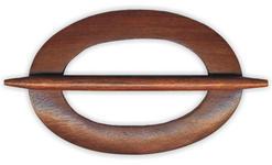 DEKOSPANGE - Braun, LIFESTYLE, Holz (14cm) - Homeware