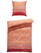 POSTELJNINA oranžna  - oranžna, Konvencionalno, tekstil (140/200cm) - Bassetti