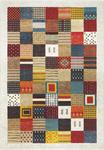 WEBTEPPICH - Multicolor, LIFESTYLE, Textil (67/130cm) - Novel