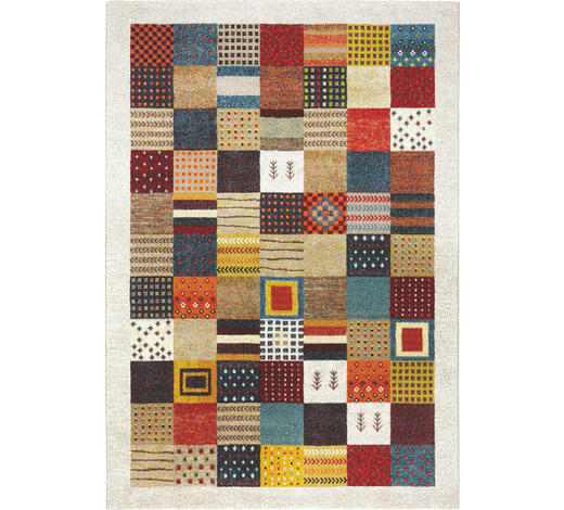 WEBTEPPICH - Multicolor, LIFESTYLE, Textil (80/150cm) - Novel