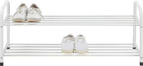 SKOHYLLA - vit, Basics, metall (93/38/35cm) - Low Price