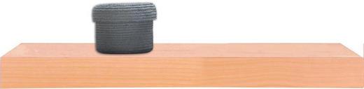WANDBOARD in Buchefarben - Buchefarben, Basics, Holz (60/25cm)
