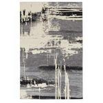 VINTAGE-TEPPICH Diana Unis  - Grau, Design, Textil (40/60cm) - Novel