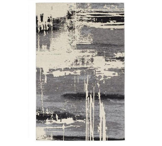 VINTAGE-TEPPICH - Grau, Design, Textil (145/200cm) - Novel