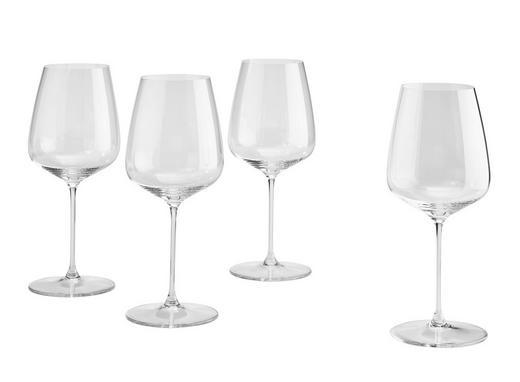 Rotweinglas-Set 4-teilig - Basics, Glas (23,8cm) - Spiegelau