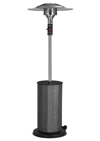 GRIJALICA - antracit, Basics, metal/plastika (76/218/76cm)