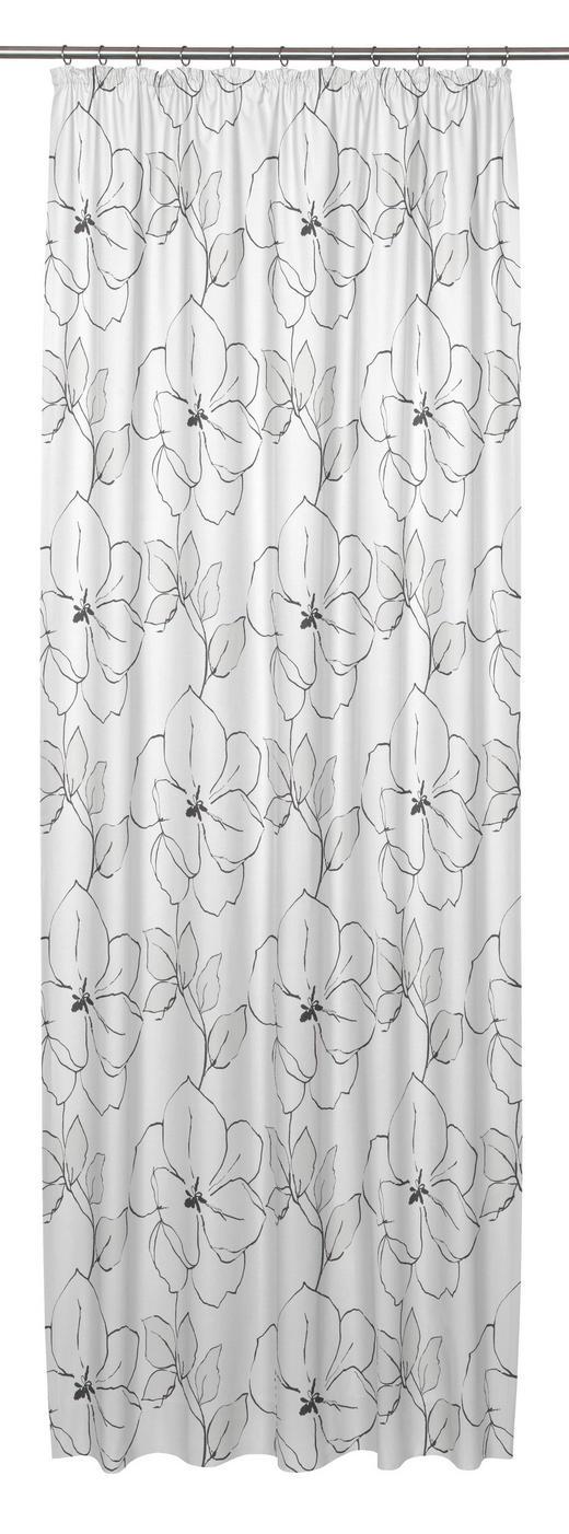 FERTIGVORHANG   145 cm/245 cm cm - Weiß, Design, Textil (145 cm/245 cmcm) - Gardisette