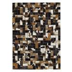 WEBTEPPICH Niobe Kalifa  - Braun, Basics, Textil (90/160cm) - Novel