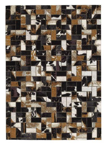 WEBTEPPICH  145/200 cm  Braun - Braun, Basics, Textil (145/200cm) - Novel