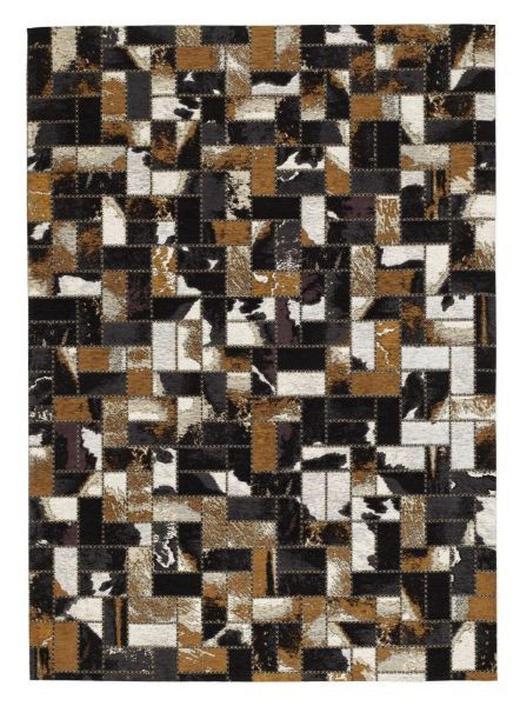 WEBTEPPICH  90/160 cm  Braun - Braun, Basics, Textil (90/160cm) - Novel