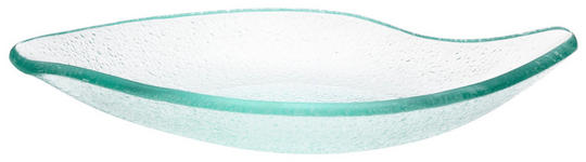 DESSERTSCHALE - Transparent, Design, Glas (11,5/2/9,6cm) - Homeware