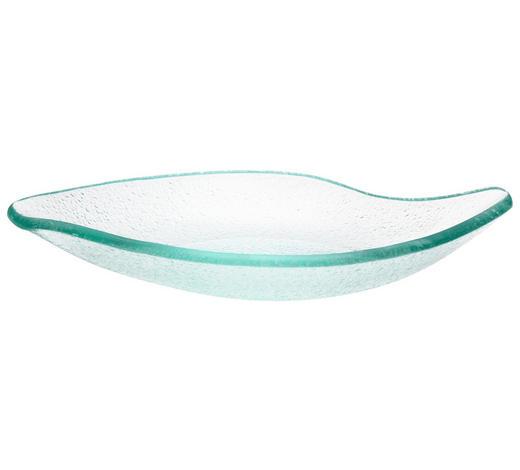 DESSERTSCHALE - Transparent, Design, Glas (11,5/2/9,6cm) - Homeware