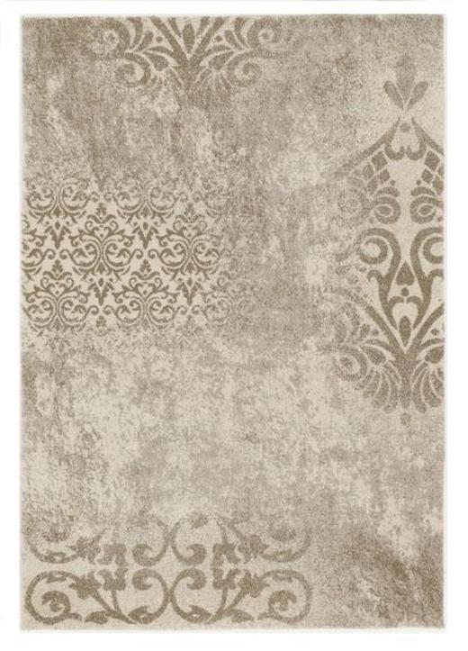 WEBTEPPICH  140/200 cm  Creme, Beige - Beige/Creme, Basics, Textil (140/200cm) - Novel