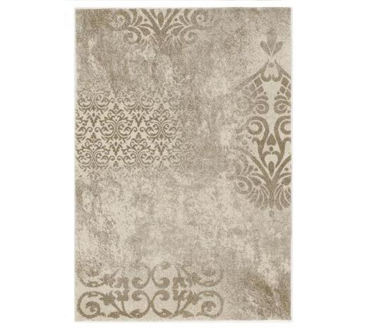 WEBTEPPICH  65/130 cm  Creme, Beige - Beige/Creme, Basics, Textil (65/130cm) - Novel