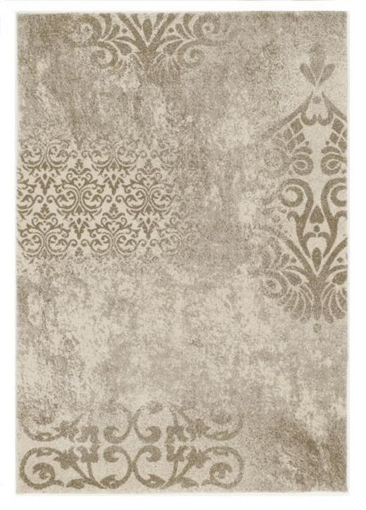 WEBTEPPICH  240/340 cm  Beige, Creme - Beige/Creme, Textil (240/340cm) - NOVEL