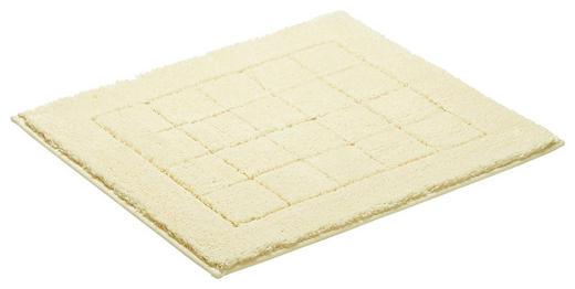 BADEMATTE in Creme 55/65 cm - Creme, Basics, Kunststoff/Textil (55/65cm) - VOSSEN