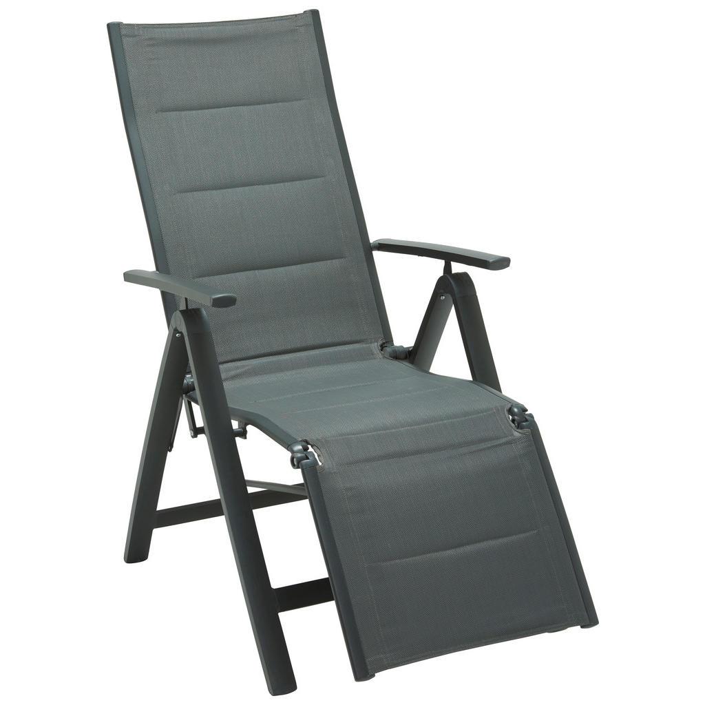XXXLutz Garten-relaxsessel aluminium