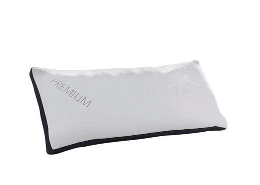 KOPFKISSEN       80/10/40 cm - Weiß, Basics, Textil (80/10/40cm) - Carryhome