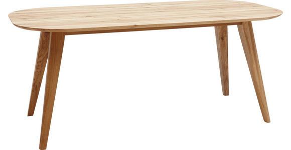 ESSTISCH in Holz 180/90/75,5 cm   - Eichefarben, KONVENTIONELL, Holz (180/90/75,5cm) - Voleo