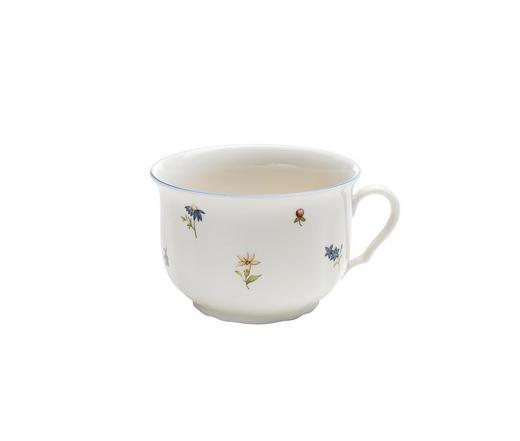 FRÜHSTÜCKSTASSE 350 ml - Multicolor/Creme, LIFESTYLE, Keramik (0,35l) - Seltmann Weiden